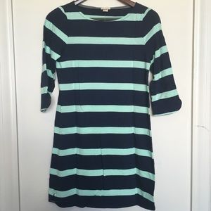 J.crew Factory T-shirt Dress